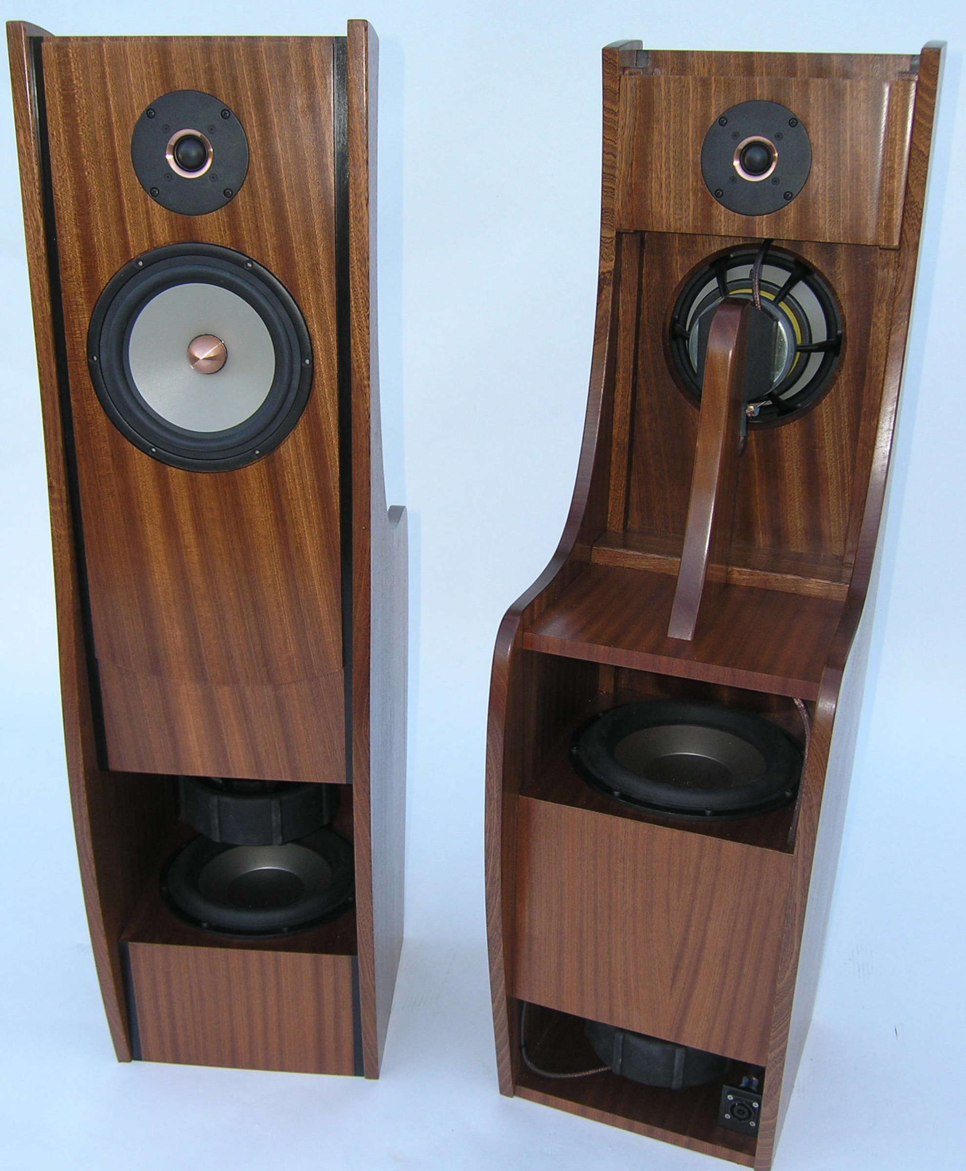LX Speaker Factory – Complete Turnkey, High-Quality Speaker Systems